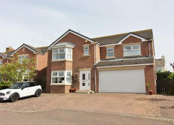 Thumbnail 5 bed detached house for sale in Abbots Drive, Ballasalla