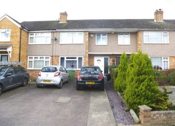 Thumbnail 3 bed terraced house for sale in Barnfield Close, Hoddesdon