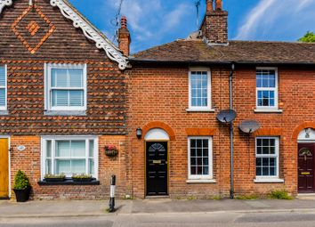Thumbnail 2 bed terraced house for sale in Oaklands, The Street, Mersham, Ashford