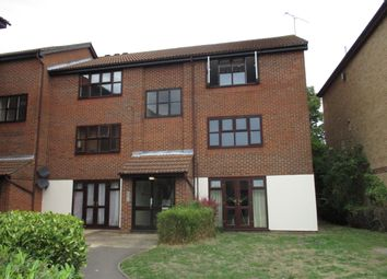 Thumbnail 1 bed flat to rent in Nelson Court, Chertsey