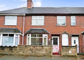 Thumbnail 3 bed terraced house for sale in Kensington Road, Oakhill, Stoke-On-Trent