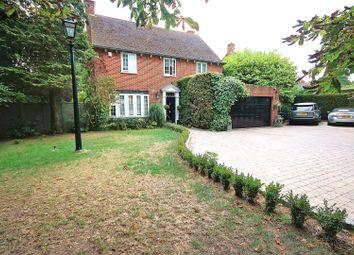 4 bed property for sale in Development Opportunity - Cockfosters Road, Hadley Wood, Barnet EN4