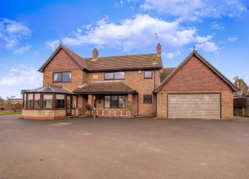 Thumbnail 4 bed detached house for sale in Lodge Lane, Upton, Gainsborough