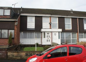 Thumbnail 3 bedroom town house for sale in Edward Street, Anstey, Leicester