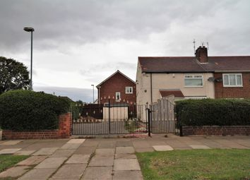 Thumbnail 3 bed end terrace house for sale in Sandringham Road, Middlesbrough