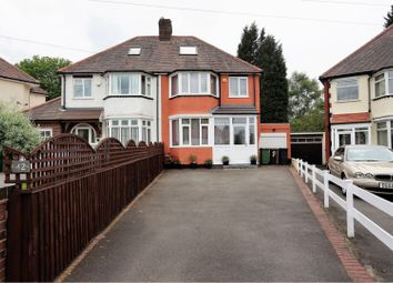 Thumbnail 3 bed semi-detached house for sale in Green Drive, Wolverhampton