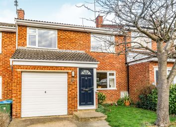 Thumbnail 3 bed terraced house for sale in Meadoway, Steeple Claydon, Buckingham
