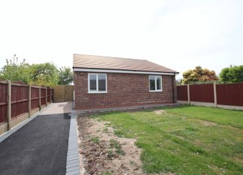 Thumbnail 2 bed detached bungalow for sale in Ridgemere Road, Pensby, Wirral