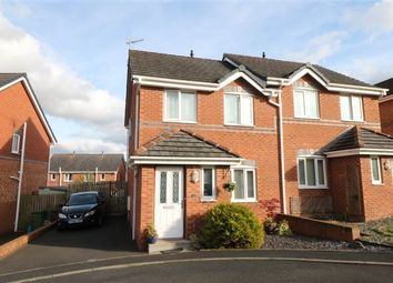 Thumbnail 3 bed semi-detached house for sale in Parham Drive, Carlisle, Cumbria