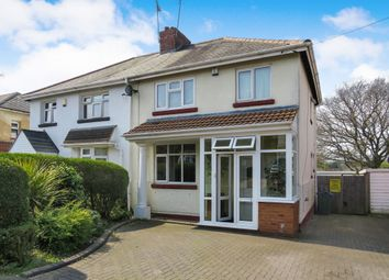 Thumbnail 3 bedroom semi-detached house for sale in Landswood Road, Oldbury
