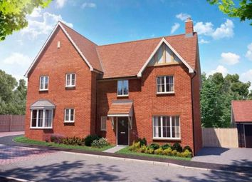 Thumbnail 3 bed detached house for sale in Walpole Meadows, Stanstead Mountfiitchet