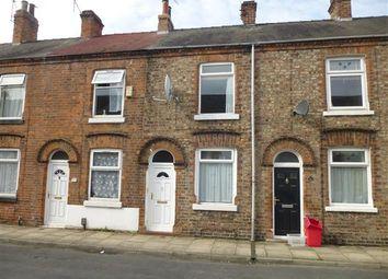 Thumbnail 2 bedroom terraced house for sale in Bismarck Street, Leeman Road, York