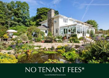 Thumbnail 4 bed semi-detached house to rent in Hennock, Bovey Tracey, Newton Abbot