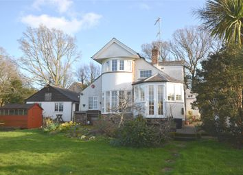 3 bed detached house for sale in Middle Road, Tiptoe, Lymington, Hampshire SO41
