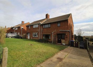 Thumbnail 3 bed semi-detached house for sale in Ashby Road, Braunston, Daventry