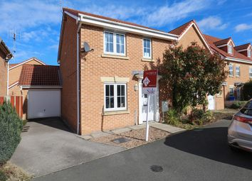 Thumbnail 3 bed detached house for sale in Trevorrow Crescent, Chesterfield