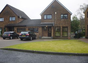 Thumbnail 4 bed link-detached house for sale in Barbours Park, Stewarton