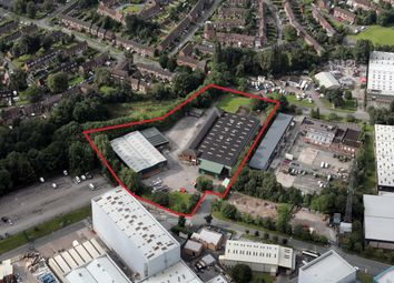 Thumbnail Industrial for sale in Charter Way, Macclesfield