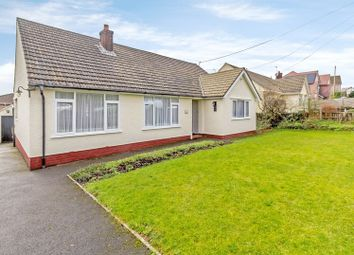 Thumbnail 3 bed detached bungalow for sale in Heol Y Pentre, Pentyrch, Cardiff