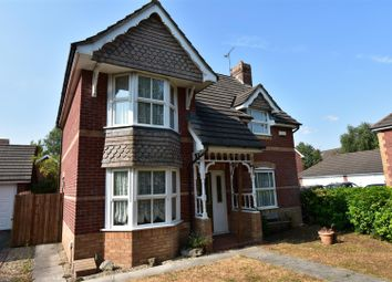 Thumbnail 3 bed property for sale in Penterry Park, Chepstow