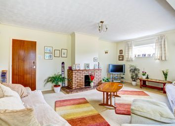 Thumbnail 4 bedroom detached bungalow for sale in The Bank, Parson Drove, Wisbech