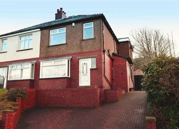 Thumbnail 3 bed semi-detached house for sale in Hall Bower Lane, Huddersfield