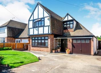 Thumbnail 3 bed detached house for sale in Great Nelmes Chase, Hornchurch