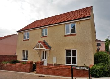 Thumbnail 4 bedroom detached house for sale in Kemps Field, Exeter