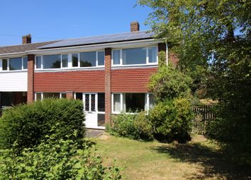 Thumbnail 4 bed semi-detached house for sale in Jacklyns Close, Alresford