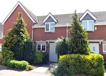 Thumbnail 2 bed terraced house to rent in Willowbrook Gardens, St. Mellons, Cardiff