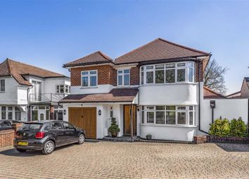 Thumbnail 4 bed detached house for sale in Baker Street, Potters Bar, Hertfordshire