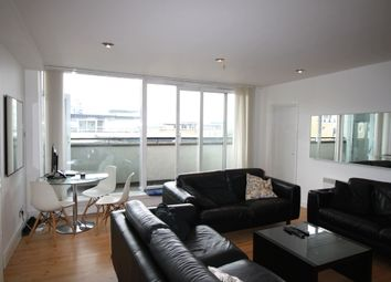 Thumbnail 4 bed flat to rent in Riverside West, Smugglers Way, London