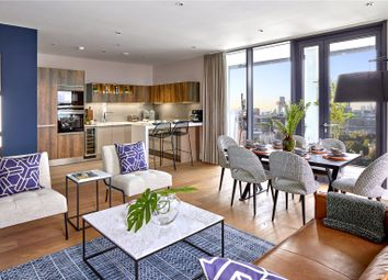 Thumbnail 2 bed flat for sale in Brogan House, Battersea Exchange, London