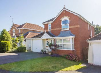 Thumbnail 4 bed detached house for sale in Cwrt Dyfed, Barry