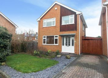 Thumbnail 3 bed detached house for sale in Milner Avenue, Draycott, Derby