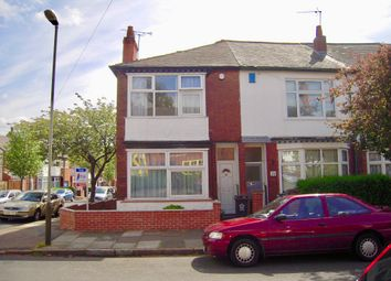 Thumbnail 2 bedroom flat to rent in Sykefield Avenue, Leicester
