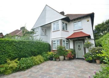Thumbnail 3 bedroom semi-detached house for sale in Ropers Avenue, London