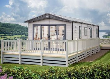 Thumbnail 2 bed mobile/park home for sale in Naish Estate, Barton On Sea
