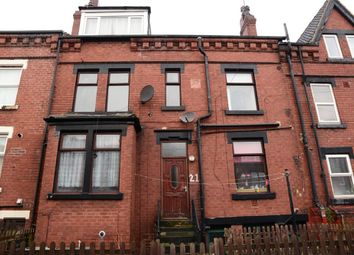 Thumbnail 3 bedroom terraced house for sale in Fairford Terrace, Leeds, West Yorkshire