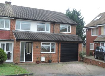 Thumbnail 5 bedroom semi-detached house for sale in Hatherleigh Gardens, Potters Bar