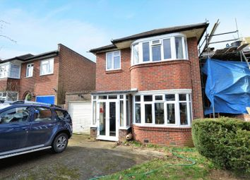 Thumbnail 3 bed detached house for sale in Derwent Drive, Purley