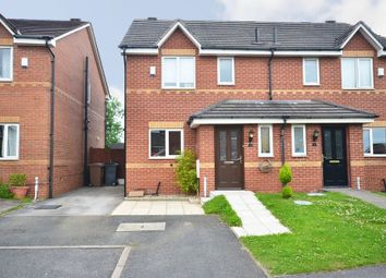 Thumbnail 3 bed semi-detached house for sale in Festival Close, Festival Heights, Stoke-On-Trent