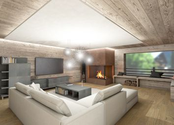 Thumbnail 3 bed apartment for sale in Rue Du Centre Sportif 14, Verbier, Valais, Switzerland