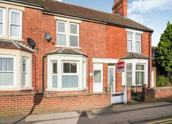 Thumbnail 3 bedroom terraced house for sale in Water Eaton Road, Bletchley, Milton Keynes