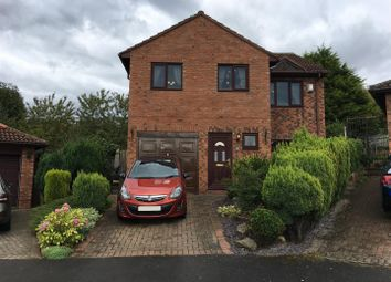 Thumbnail 5 bed detached house for sale in Lynton Court, Newbottle, Houghton Le Spring