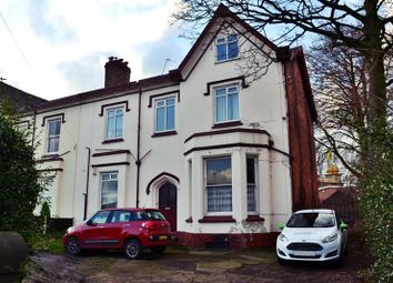 Thumbnail 5 bedroom semi-detached house for sale in Withington Road, Whalley Range, Manchester