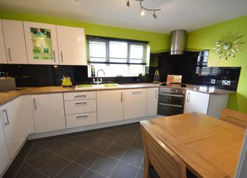 Thumbnail 4 bed detached house for sale in Pilkington Drive, Clayton Le Moors, Accrington