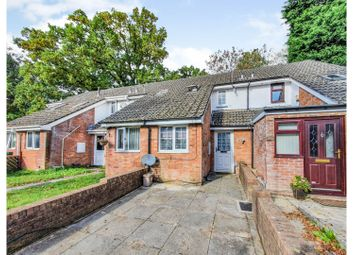 Thumbnail 1 bed terraced house for sale in The Dell, Rumney