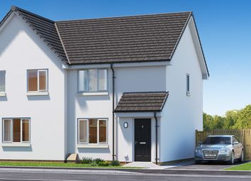 "Thumbnail 3 bedroom property for sale in ""Blair"" at Linwood Road, Phoenix Retail Park, Paisley"
