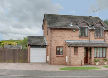 Thumbnail 3 bed detached house for sale in Goosehill Close, Redditch